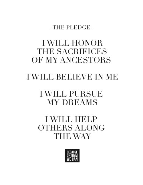 black-pledge