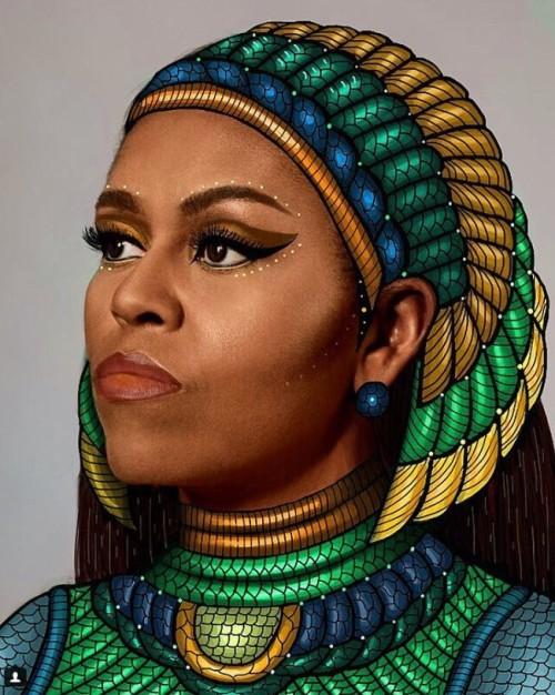 obama michelle 5