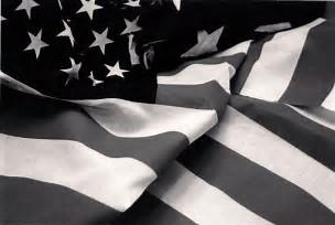 flag b-w2